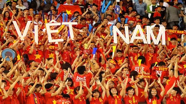 Fan chân chính hay fan phong trào, Việt Nam ghi bàn ta cùng hét lên! - 1
