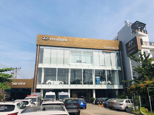Hyundai Ngọc An tri ân khách hàng dịch vụ tháng 12/2019 - 1