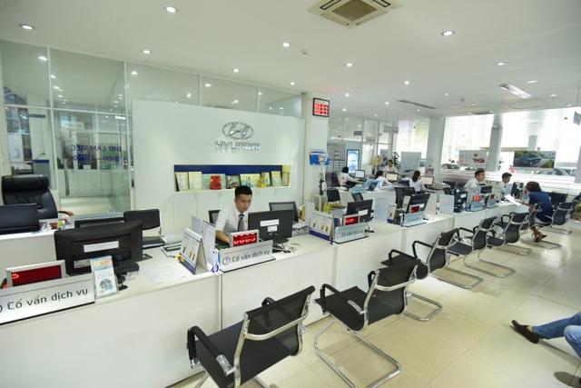 Hyundai Ngọc An tri ân khách hàng dịch vụ tháng 12/2019 - 4