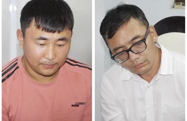 Bắt khẩn cấp 2 người Mông Cổ nghi trộm thẻ visa của du khách ở Đà Nẵng - 1
