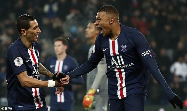 Neymar và Mabppe tỏa sáng, PSG xây chắc ngôi đầu Ligue 1 - 2