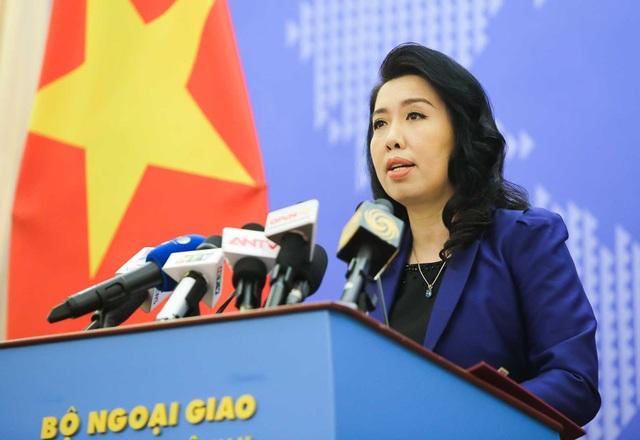 Việt Nam lên tiếng việc Trung Quốc vận hành khinh khí cầu do thám tại Trường Sa - 1
