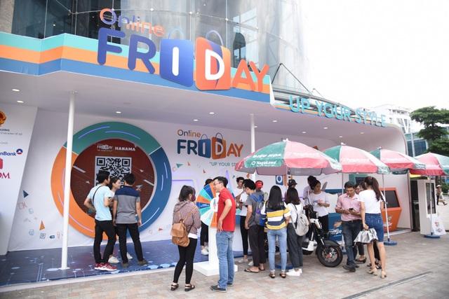 Online Friday chính thức diễn ra từ 0h ngày 6/12 - 1
