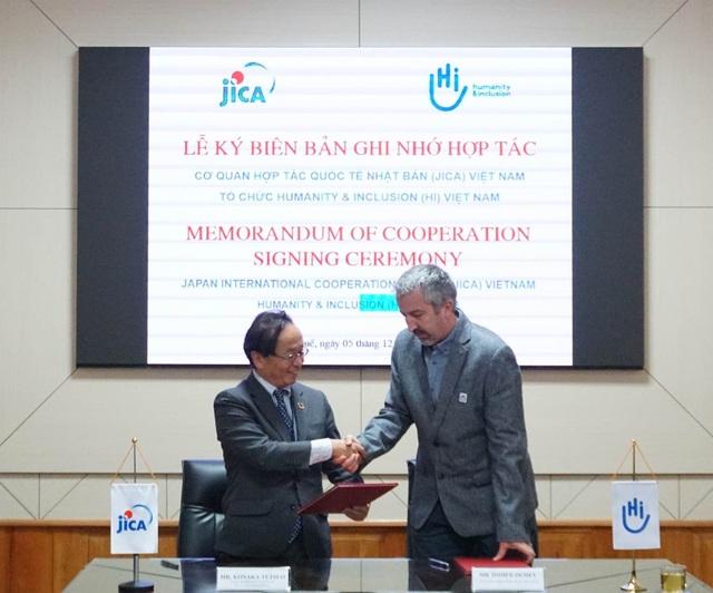 Tổ chức quốc tế cử tình nguyện viên hỗ trợ Việt Nam mảng phục hồi chức năng - 1