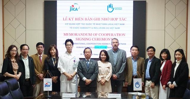 Tổ chức quốc tế cử tình nguyện viên hỗ trợ Việt Nam mảng phục hồi chức năng - 2