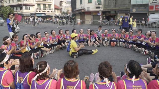 Những câu chuyện để lại ấn tượng sâu sắc trong chương trình Revive Marathon xuyên Việt - 1