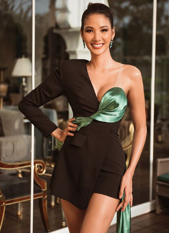 Hoàng Thuỳ được dự đoán vào Top 20, nổi bật bên Hoa hậu Hoàn vũ 2018 - 5