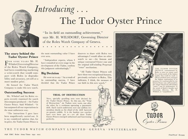 Tudor – Thương hiệu em ruột trong gia đình Rolex giao lưu cùng người yêu đồng hồ tại Việt Nam - 2
