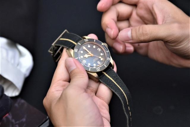 Tudor – Thương hiệu em ruột trong gia đình Rolex giao lưu cùng người yêu đồng hồ tại Việt Nam - 7