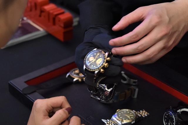 Tudor – Thương hiệu em ruột trong gia đình Rolex giao lưu cùng người yêu đồng hồ tại Việt Nam - 8