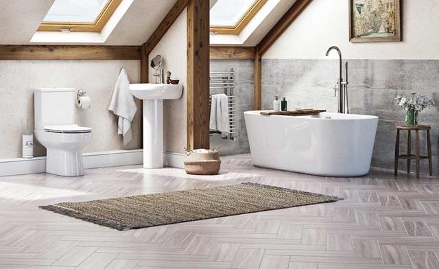 """Những lưu ý """"vàng"""" giúp phòng tắm nhà bạn sang chảnh trong nháy mắt - 1"""