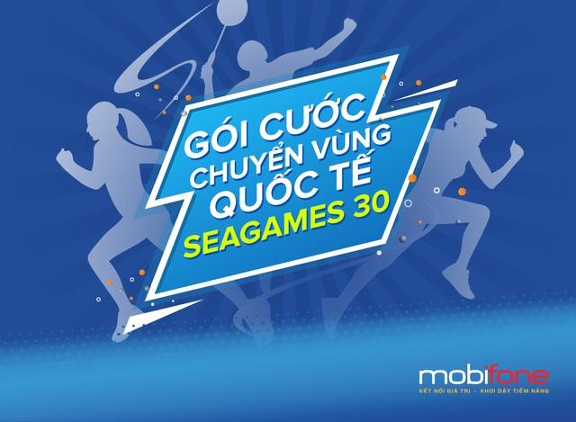 Dùng data ở Philippines với giá cước bằng trong nước khi cổ vũ Sea Games 30 - 1