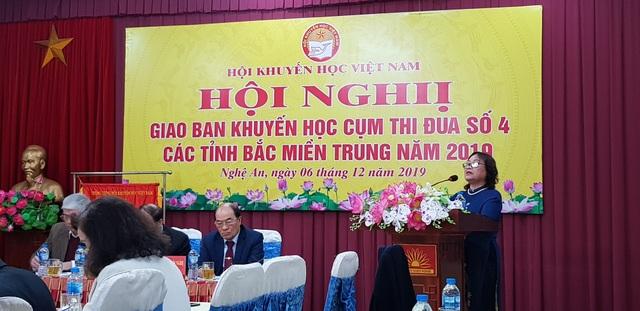 Đẩy mạnh công tác Khuyến học ở các tỉnh Bắc miền Trung - 2