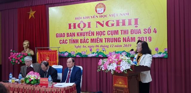 Đẩy mạnh công tác Khuyến học ở các tỉnh Bắc miền Trung - 3