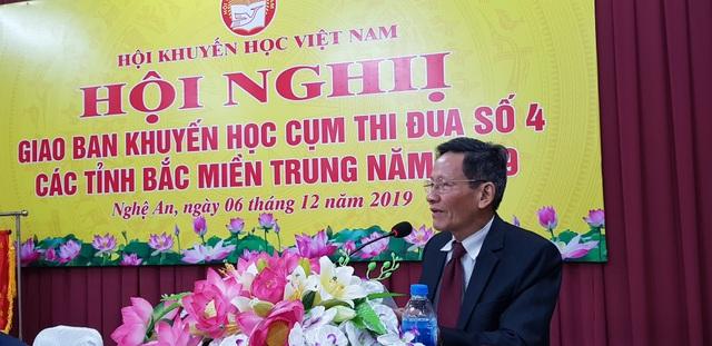 Đẩy mạnh công tác Khuyến học ở các tỉnh Bắc miền Trung - 4