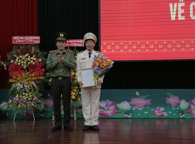 Đắk Lắk, Đắk Nông có tân Giám đốc Công an tỉnh - 1