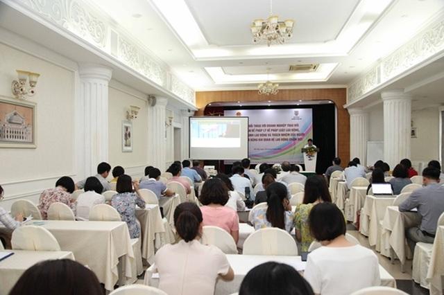 An toàn lao động: Tăng cường huấn luyện ATVSLĐ cho hơn 38.000 người lao động - 1
