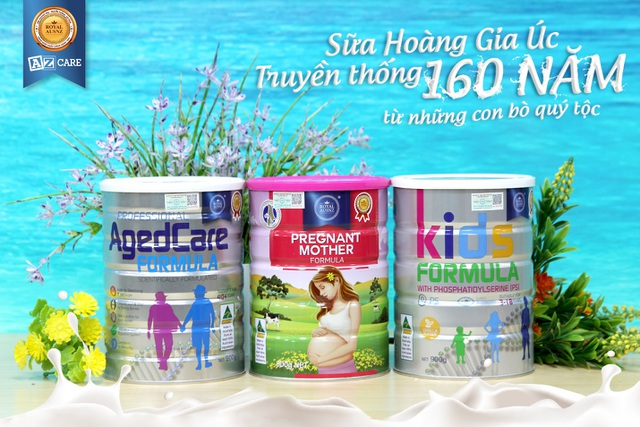 Cách nhận biết sản phẩm sữa hoàng gia Úc Royal Ausnz chính hãng tại Việt Nam - 3
