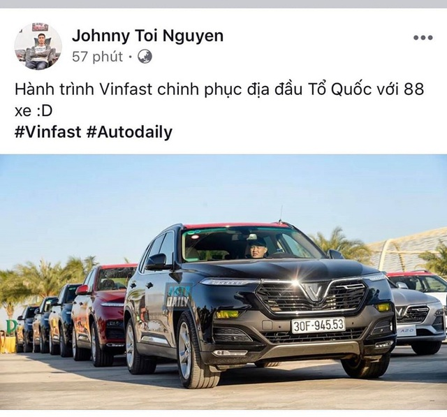 Cư dân mạng phát sốt với chuyến offline lớn nhất của cộng đồng yêu xe thương hiệu Việt - 5