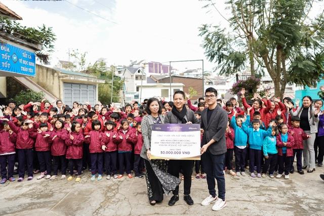 VIETGO đồng hành thiện nguyện cùng Miss Universe Vietnam 2019 - 1