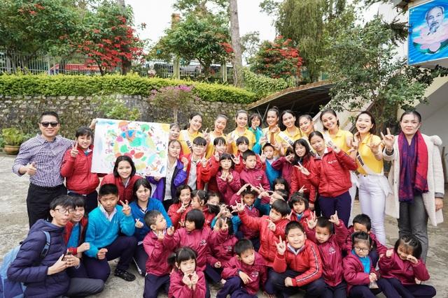 VIETGO đồng hành thiện nguyện cùng Miss Universe Vietnam 2019 - 5