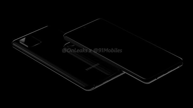 Galaxy Note 10 Lite lộ ảnh với thiết kế camera sau giống iPhone 11 - 2