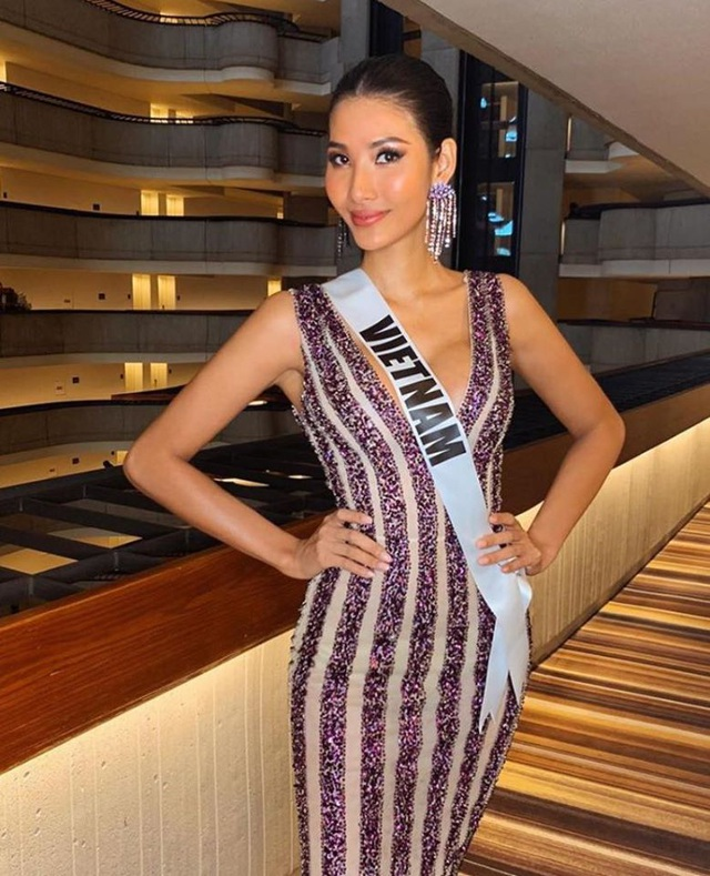 Ra mắt mẫu vương miện mới dành cho Hoa hậu Hoàn vũ 2019 - 6