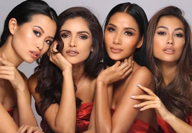 Ra mắt mẫu vương miện mới dành cho Hoa hậu Hoàn vũ 2019 - 11