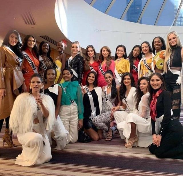 Ra mắt mẫu vương miện mới dành cho Hoa hậu Hoàn vũ 2019 - 5