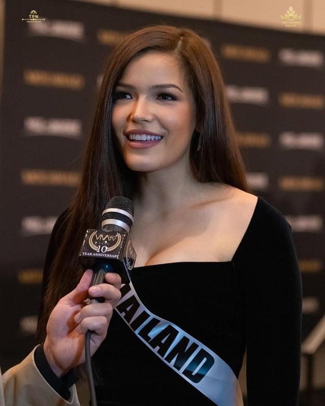 Ra mắt mẫu vương miện mới dành cho Hoa hậu Hoàn vũ 2019 - 20