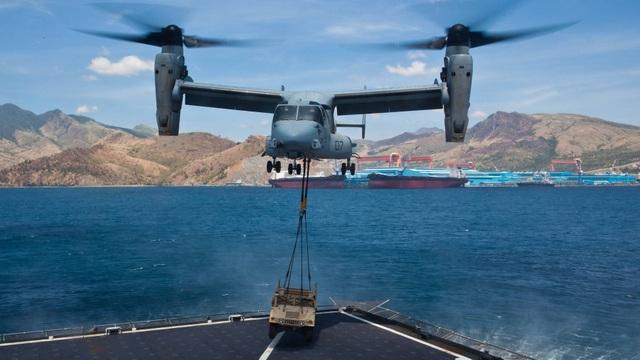 """Mỹ - Australia """"bắt tay"""" chặn Trung Quốc tại vịnh chiến lược của Philippines - 1"""