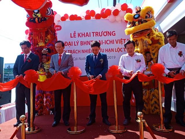 Công ty BHNT Dai-ichi Việt Nam khai trương Văn phòng Tổng Đại lý tại tỉnh Cà Mau - 1