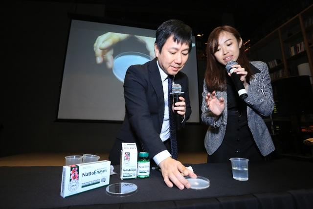 Vì sao người Nhật chuộng dùng các sản phẩm ngừa đột quỵ tuổi 40? - 2
