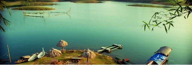 Những hồ nước cực đẹp được du khách yêu thích nhất Việt Nam - 5