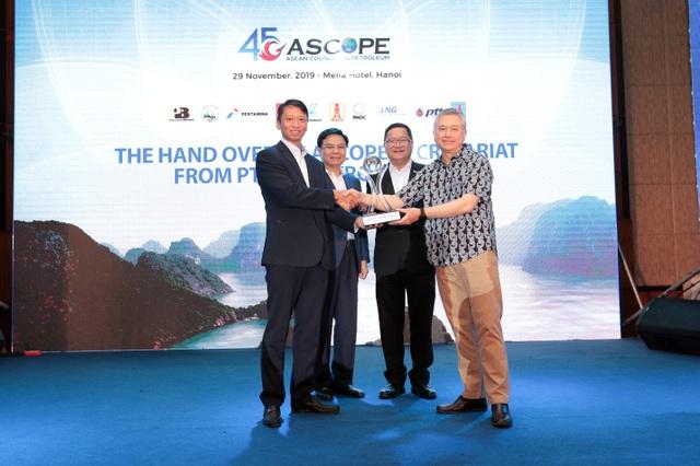 Chủ tịch PVEP đảm nhận vai trò Tổng thư ký ASCOPE - 1
