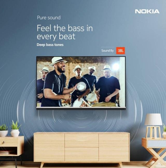 Ông vua smartphone một thời Nokia lấn sân sang lĩnh vực smart TV - 1