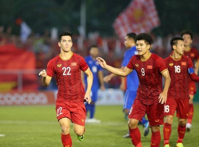 Báo Thái: 'U23 Việt Nam tập huấn tại Hàn Quốc là phần thưởng cho thầy Park'