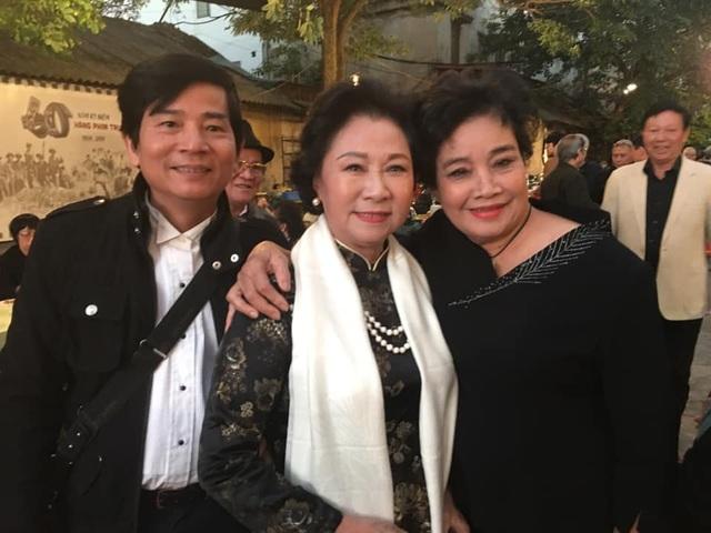 Nhiều nghệ sĩ bật khóc trong lễ kỷ niệm 60 năm Hãng phim truyện Việt Nam - 13