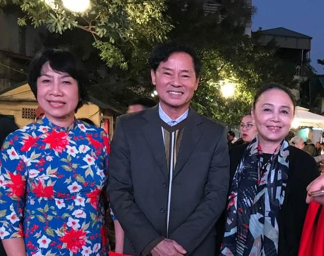 Nhiều nghệ sĩ bật khóc trong lễ kỷ niệm 60 năm Hãng phim truyện Việt Nam - 8