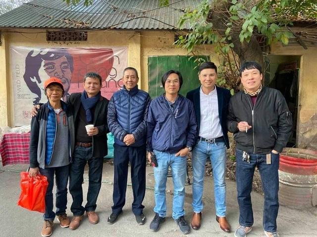 Nhiều nghệ sĩ bật khóc trong lễ kỷ niệm 60 năm Hãng phim truyện Việt Nam - 7