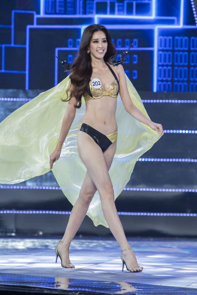 Top 15 Hoa hậu Hoàn vũ Việt Nam 2019 nóng bỏng với bikini - 30