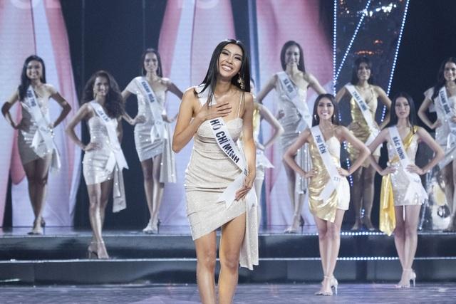 Top 15 Hoa hậu Hoàn vũ Việt Nam 2019 nóng bỏng với bikini - 13