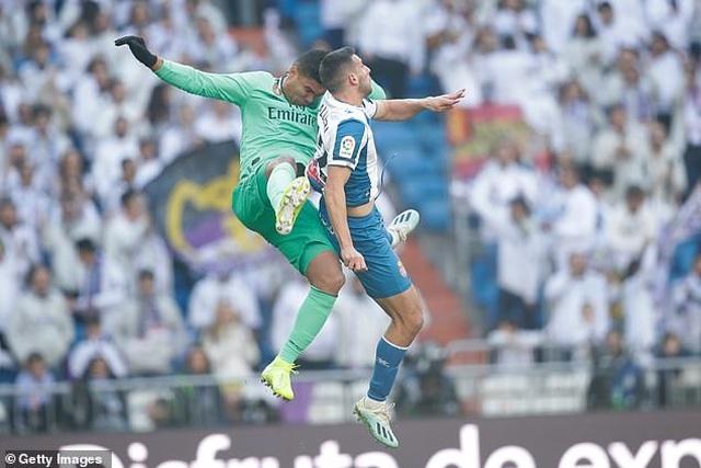 Đánh bại Espanyol, Real Madrid tạm thời dẫn đầu bảng La Liga - 4