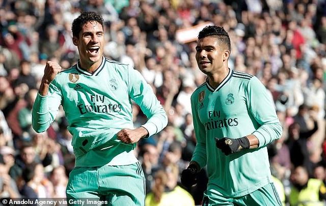 Đánh bại Espanyol, Real Madrid tạm thời dẫn đầu bảng La Liga - 3
