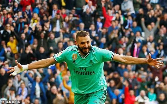 Đánh bại Espanyol, Real Madrid tạm thời dẫn đầu bảng La Liga - 6