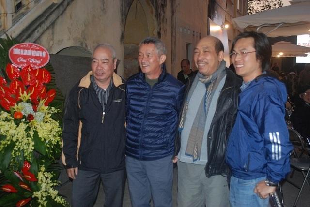 Nhiều nghệ sĩ bật khóc trong lễ kỷ niệm 60 năm Hãng phim truyện Việt Nam - 11
