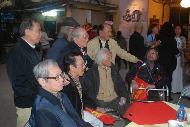 Nhiều nghệ sĩ bật khóc trong lễ kỷ niệm 60 năm Hãng phim truyện Việt Nam - 10