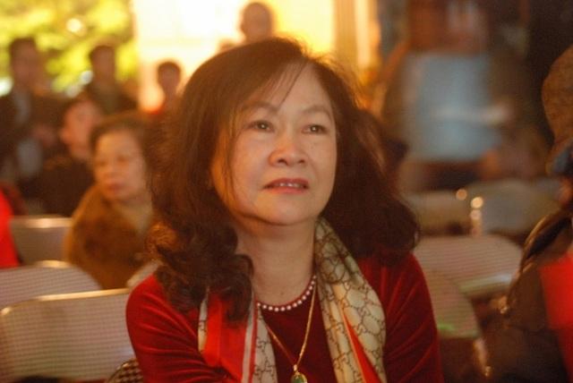 Nhiều nghệ sĩ bật khóc trong lễ kỷ niệm 60 năm Hãng phim truyện Việt Nam - 5