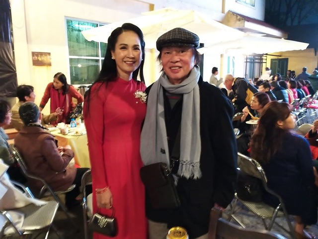 Nhiều nghệ sĩ bật khóc trong lễ kỷ niệm 60 năm Hãng phim truyện Việt Nam - 14