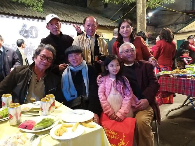 Nhiều nghệ sĩ bật khóc trong lễ kỷ niệm 60 năm Hãng phim truyện Việt Nam - 9
